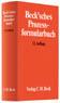 Becksches Prozessformularbuch